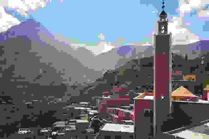 heritage tourism morocco
