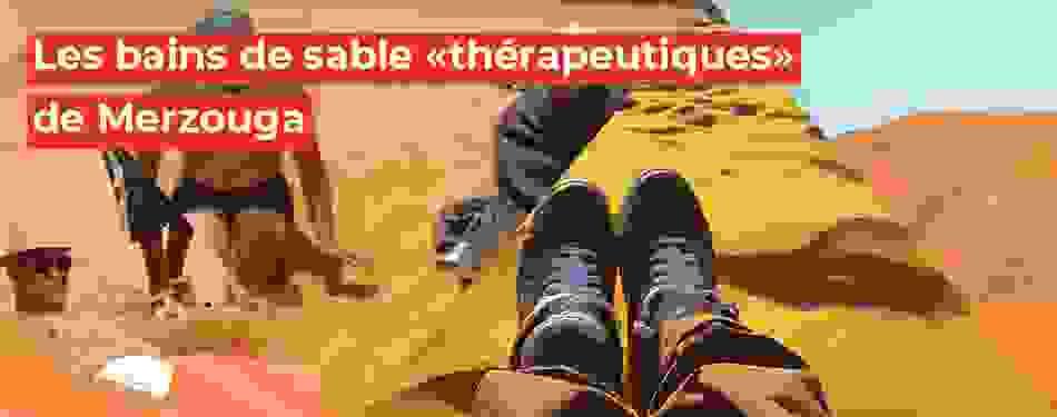 the, therapeutic, sand, baths, of, merzouga