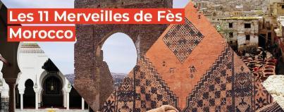 the, 11, wonders, of, fez, morocco