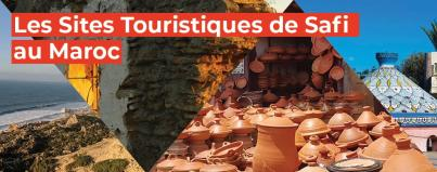 tourist, sites, safi, morocco