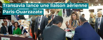 transavia launches paris ouarzazate air link
