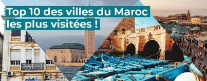 top, 10, villes, plus, visitees, maroc