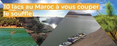 lacs, tourisme, maroc