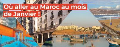 aller, au, maroc, mois, janvier, afrique
