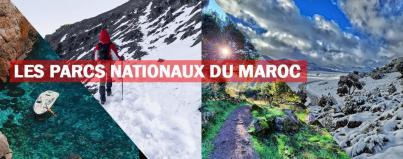 les parcs nationaux du maroc