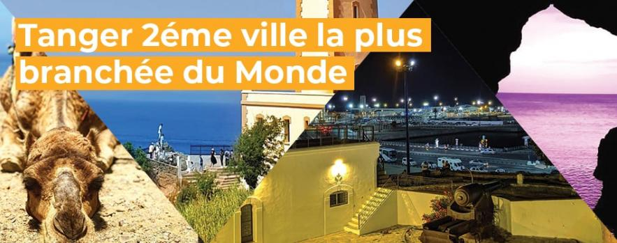 tanger ville la plus branchee du monde maroc