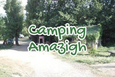 camping, amazigh, azrou, maroc