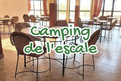 camping, escale, ouarzazate, maroc