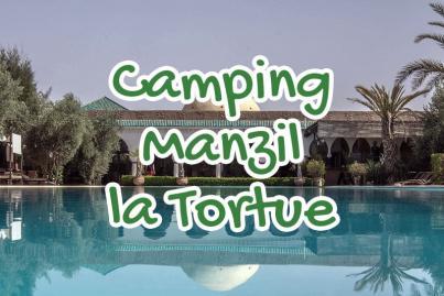 camping, manzil, la, tortue, marrakech, maroc