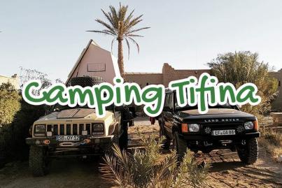 Camping Tifina
