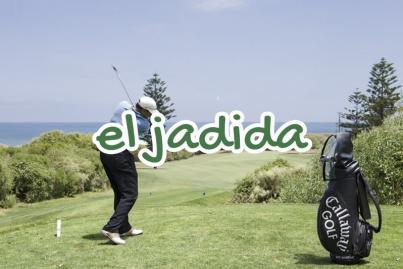 List of golf courses in El Jadida