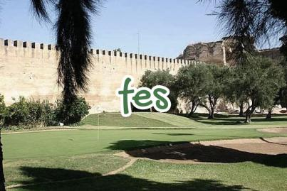 List of golf courses in Fez