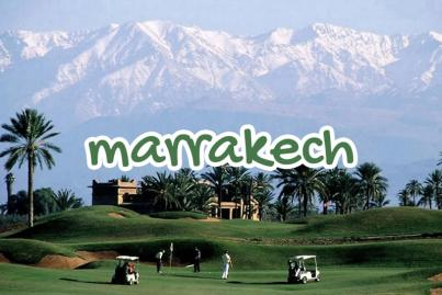 List of golf courses in Marrakech