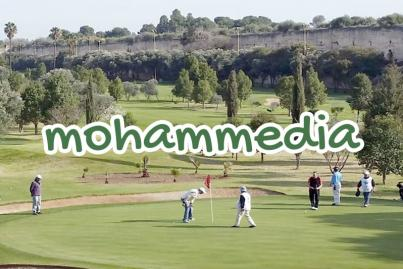 List of golf courses in Mohammedia