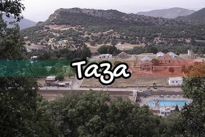 taza, maroc