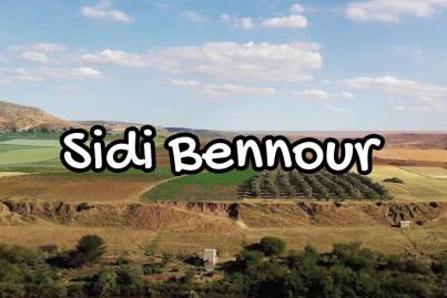 sidi, bennour, morocco