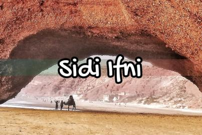 sidi, ifni, morocco