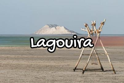 lagouira, maroc