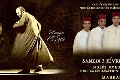 soufi, mon, amour, soiree, marrakech, maroc