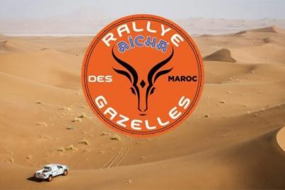 29th, edition, of, the, rallye, aicha, des, gazelles, du, maroc