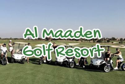 maaden, golf, marrakech, maroc