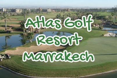 atlas, golf, resort, marrakesh, maroc