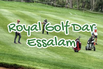 royal, golf, dar, essalam, rabat