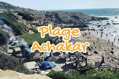 achakar, beach, tangier, morocco