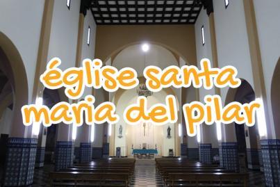 the, church, of, santa, maria, del, pilar