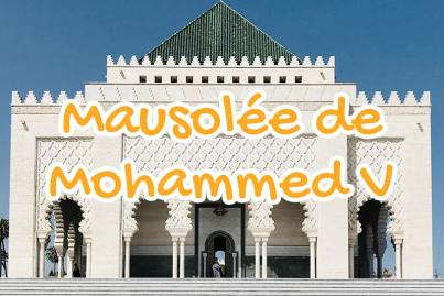 the, mohammed, v, mausoleum, rabat, morocco