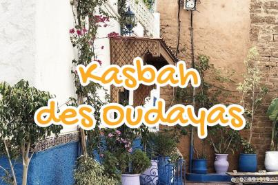 the, kasbah, of, the, oudayas