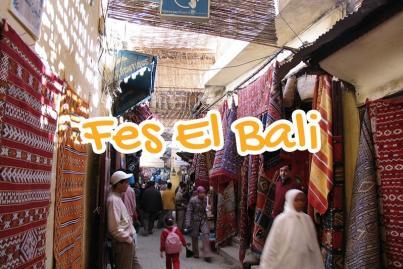 fez, el, bali, morocco