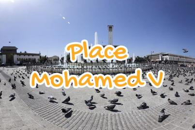 place, mohamed, v, casablanca