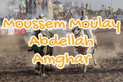 moussem, moulay, abdellah, amghar, el, jadida, morocco