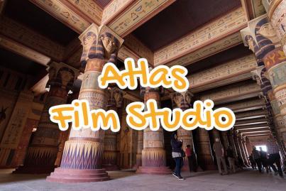 les, studios, atlas, ouarzazate, maroc