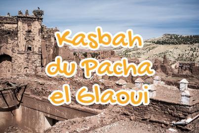 kasbah, du, pacha, el, glaoui, telouet, tinghir, maroc
