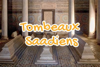 saadian, tombs, marrakesh, morocco