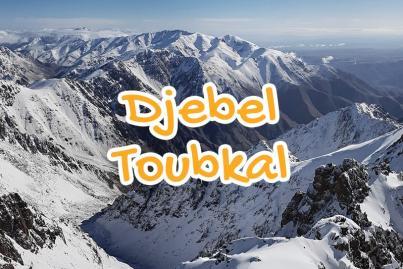 montagne, djebel, refuge, toubkal, al, haouz, maroc