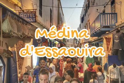 medina, of, essaouira, morocco