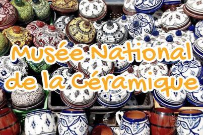 national, ceramics, museum, morocco