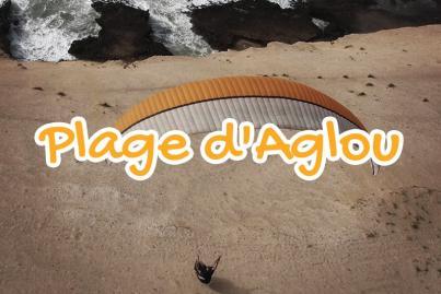aglou, beach, morocco