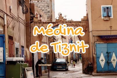 the, medina, of, tiznit, morocco