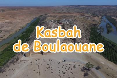 visiter, kasbah, de, boulaouane