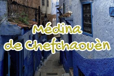 medina, chefchaouen