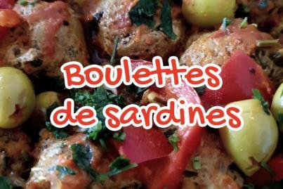 Boulettes de sardine