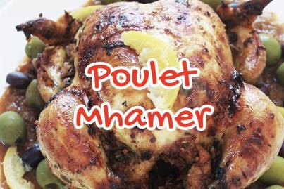 Mhamer chicken