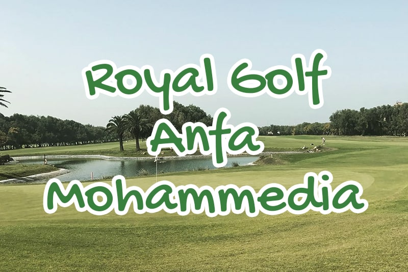 royal, golf, course, anfa, mohammedia, morocco