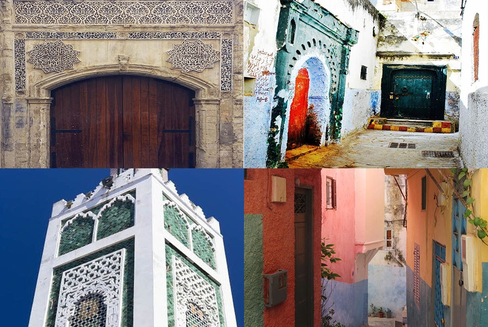 medina tanger attraction tourism maroc