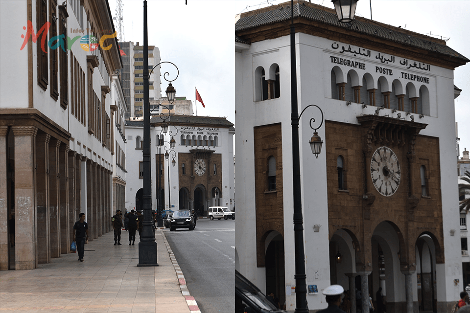 musee national la poste maroc travel morocco office tourisme