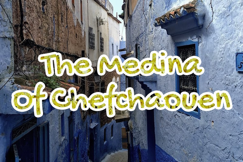 the, medina, of, chefchaouen, morocco